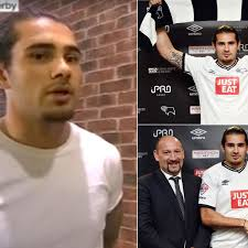 Derby County signing Bradley Johnson makes a glaring error as he talks  about his new club - Irish Mirror Online