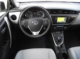 Toyota Auris Hybrid 2016 Interior - Best Accessories Home 2017