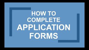 Help With Job Application How To Fill In Job Application Forms Career Help Youtube