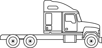 Truck Coloring Pages Coloringrocks