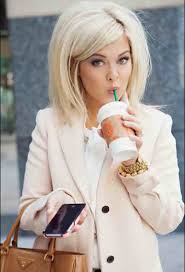 20 Very Best Short Bleached Blonde