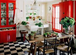 Red Kitchen Paint 5 Fresh Kitchen Paint Colors One Kings Lane