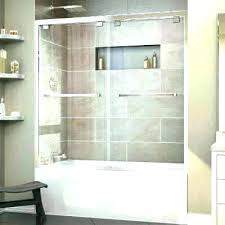 bathtub enclosures re kit shower ideas installation kits