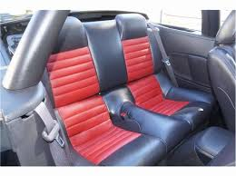 2005 ford mustang seat covers greatest 2005 ford mustang gt premium convertible 2d in concord ca