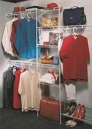 closetmaid 1608 deluxe closet organizer kit