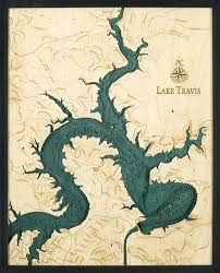 Lake Arrowhead Depth Chart Places You Should Not Miss In Lake Travis Carved Lake Art