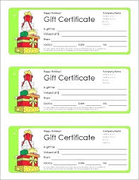 Make Your Own Gift Certificate Free Printable Free Online Gift Certificate Template