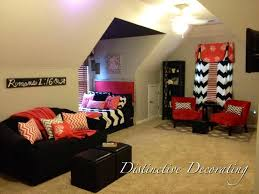 Teenage Bedroom   Chevron U0026 Corals By Samantha FOLLOW @Karen Jacot Darling  Space U0026 Stuff