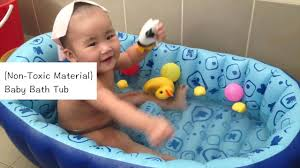 maxresdefault 12 inflatable baby bath tub