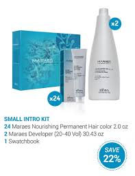 Maraes Hair Color Chart Zero Ammonia Creative Beauty Concepts