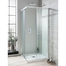 simpsons edge corner entry shower enclosure