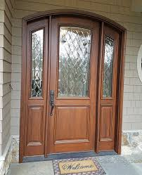 bellagio door with cau glass