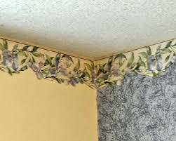 sponge painting color schemes walls colors art
