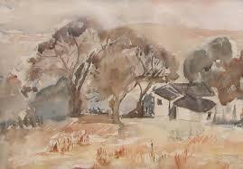 paintings by doris denhart nee rowe 1920 2003