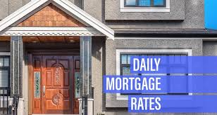 Key Mortgage Rates Mixed For Monday