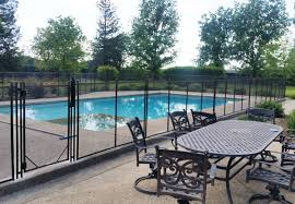 guardian pool fence. Removable Pool Safety Fence Kingsburg Guardian