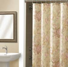 Bathroom: Enchanting Bathroom Curtain Design For Shower Room With Flower  Design - Waterproof Bathroom Window