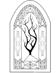 Small Picture animal stained glass coloring pages How To Find Stained Glass