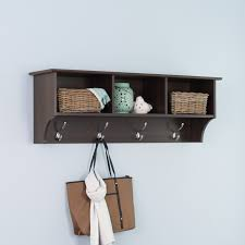 Coat And Hat Racks Wall Mounted 100 Best Collection of Coat and Hat Rack With Shelf 64