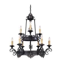 savoy house barista 9 light chandelier in slate 1 3021 9 25 photo