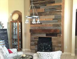 wood wall fireplace barn wood wall fireplace reclaimed wood and pallet fireplace surrounds on mixed barn wood wall fireplace