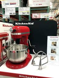 costco kitchen aid mixer professional stand mixer giant pizza half cheese and half pepperoni for slices costco kitchen aid mixer