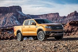 2018 Detroit Auto Show: Ford Dives into Midsize Trucks With New Ranger