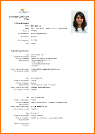 6 Curriculum En Word Care Giver Resume