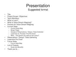 Format For Presentation Of Project Ppt Presentation Suggested Format Powerpoint Presentation Id 4617497