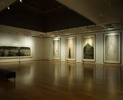 art museum lighting design gallery architectural design e23