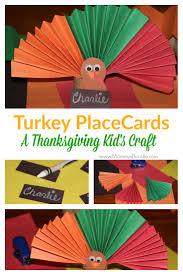 thanksgiving table place cards for kids keep little ones entertained at the dinner table