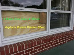 a better view glasirror replaces broken window glass hampton virginia