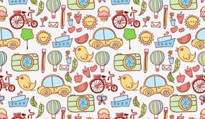 Baby Patterns Inspiration Baby Background Designs 48 Cute Seamless Patterns