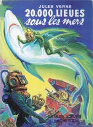 20 000 Lieues sous les mers - Amiga game on Abandonware
