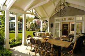 cover patio ideas patio craftsman with french doors french doors