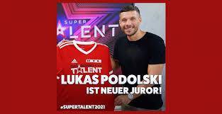 Jun 29, 2021 · lukas podolski 2020 im trikot des türkischen fußballclubs antalyaspor. Lukas Podolski Wird Supertalent Juror