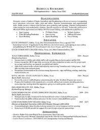 finance college graduate resume recent college graduate resume samples