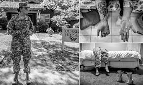 haunting photos depict victims of sexual violence in the military  haunting photos depict victims of sexual violence in the military