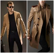 double ted trench coat man s best thread