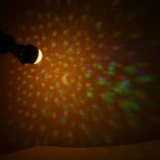 Night Stars Bedroom Lamp Romantic Led Starry Projector Fantastic Fairy Star Ceiling Night