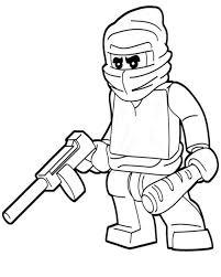 Ith Kleurplaten Lego Ninj Ninjago Kleurplaten Dejachthoorn