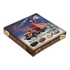 Набор конфет <b>Classic Wheels</b> Xmas трюфели микс молочный+ ...