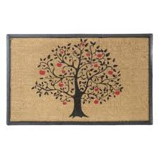 A1HC First Impression Tree Design Large Size 30 in. x 48 in ...