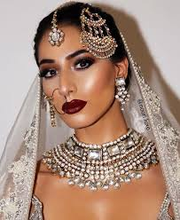 professional makeup artist specialising in asian and stan indian wedding