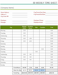 free timesheets templates excel biweekly timesheet template excel fresh biweekly time sheet biweekly