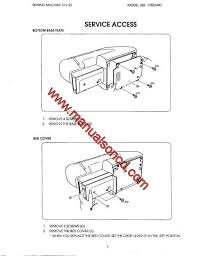 17 best images about sewing machine manuals models kenmore 385 17126690 sewing machine service manual models 358 17126690 and 385 17822490 examples include 3