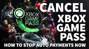 How to Cancel Xbox Game Pass – Where to ...