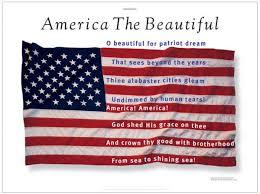 Amercia the Beautiful