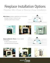 cost of gas fireplace insert fireplace insert installation cost gas outdoor fireplace cost