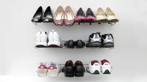 Shoe Rack Wired Shoe Rack A Smarter Way To Organise Your Shoes Headsprung
